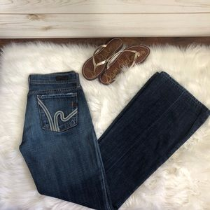 Citizens Of Humanity Wimbledon Flare Jeans